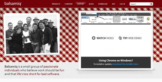 balsamiq-homepage