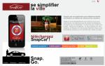 snapacar, une application pour vous déplacer à paris