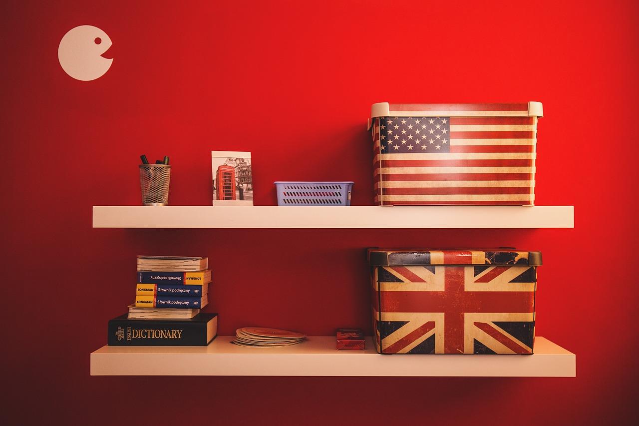 anglais professionnel américain